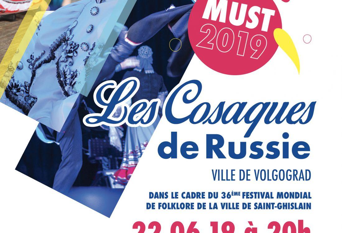 Affiche 2019 Cosaque
